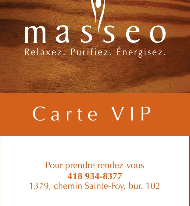Carte VIP