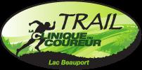 logo trail la clinique du coureur
